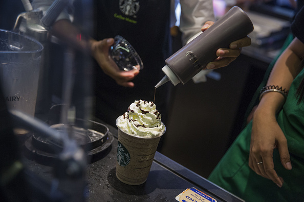 Operations Inside Cambodia's First Starbucks Outlet