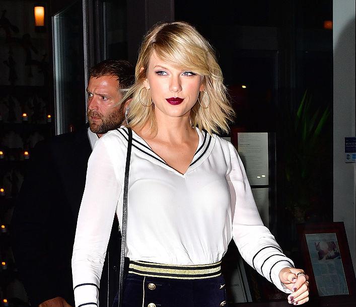 Celebrity Sightings in New York City - September 9, 2016
