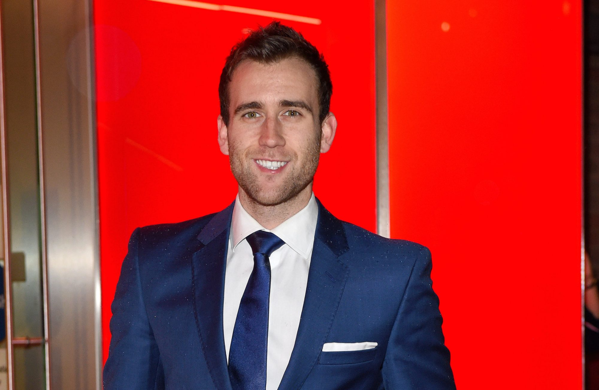 harry potter matthew lewis