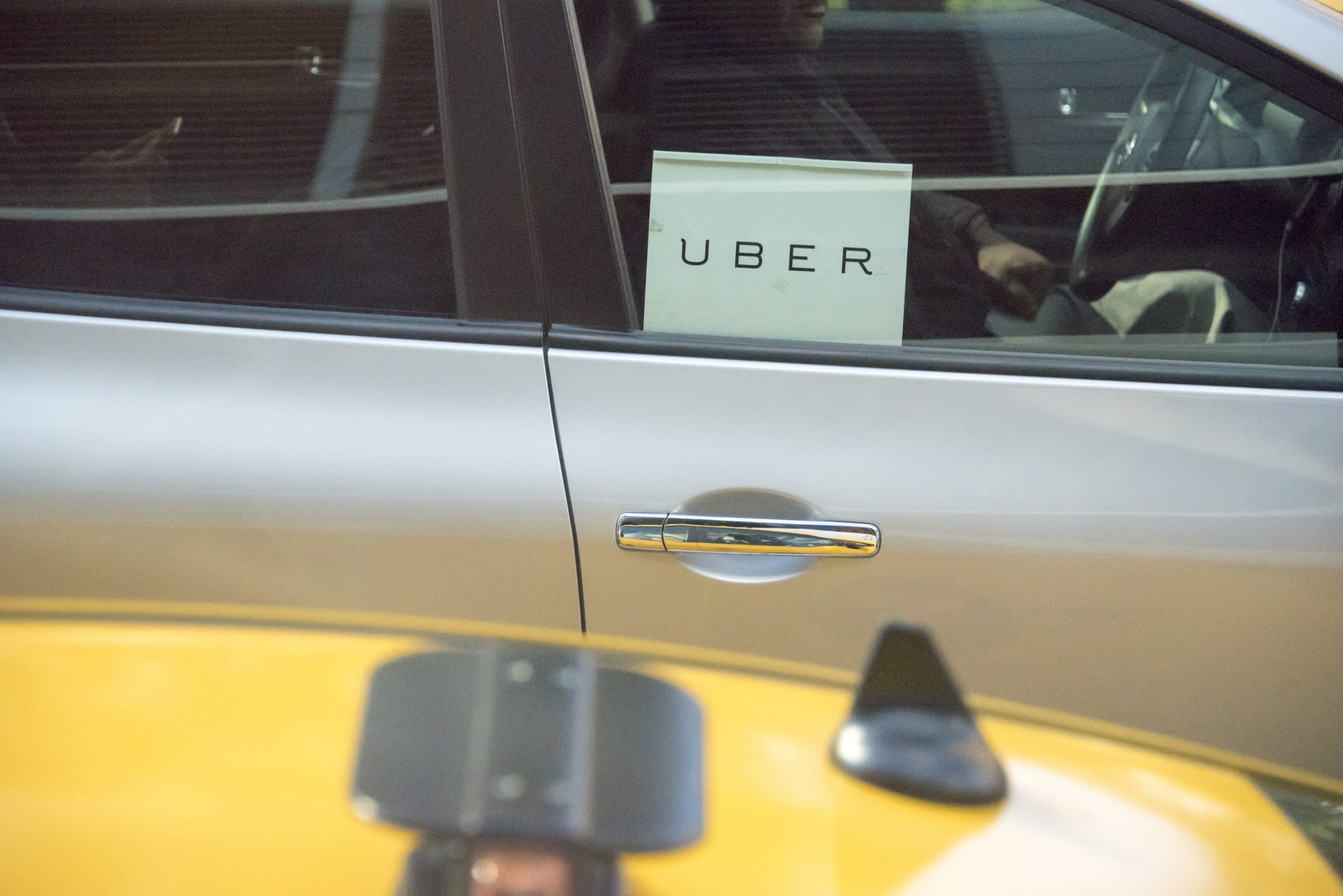 Uber and Taxi industry competition: Uber taxi service in New