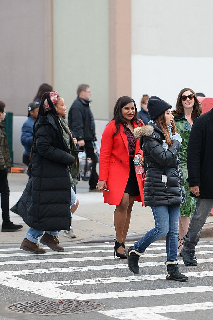 Mindy Kaling Has Some Major Beef With Ocean S Eight And Like We Get It Hellogiggles