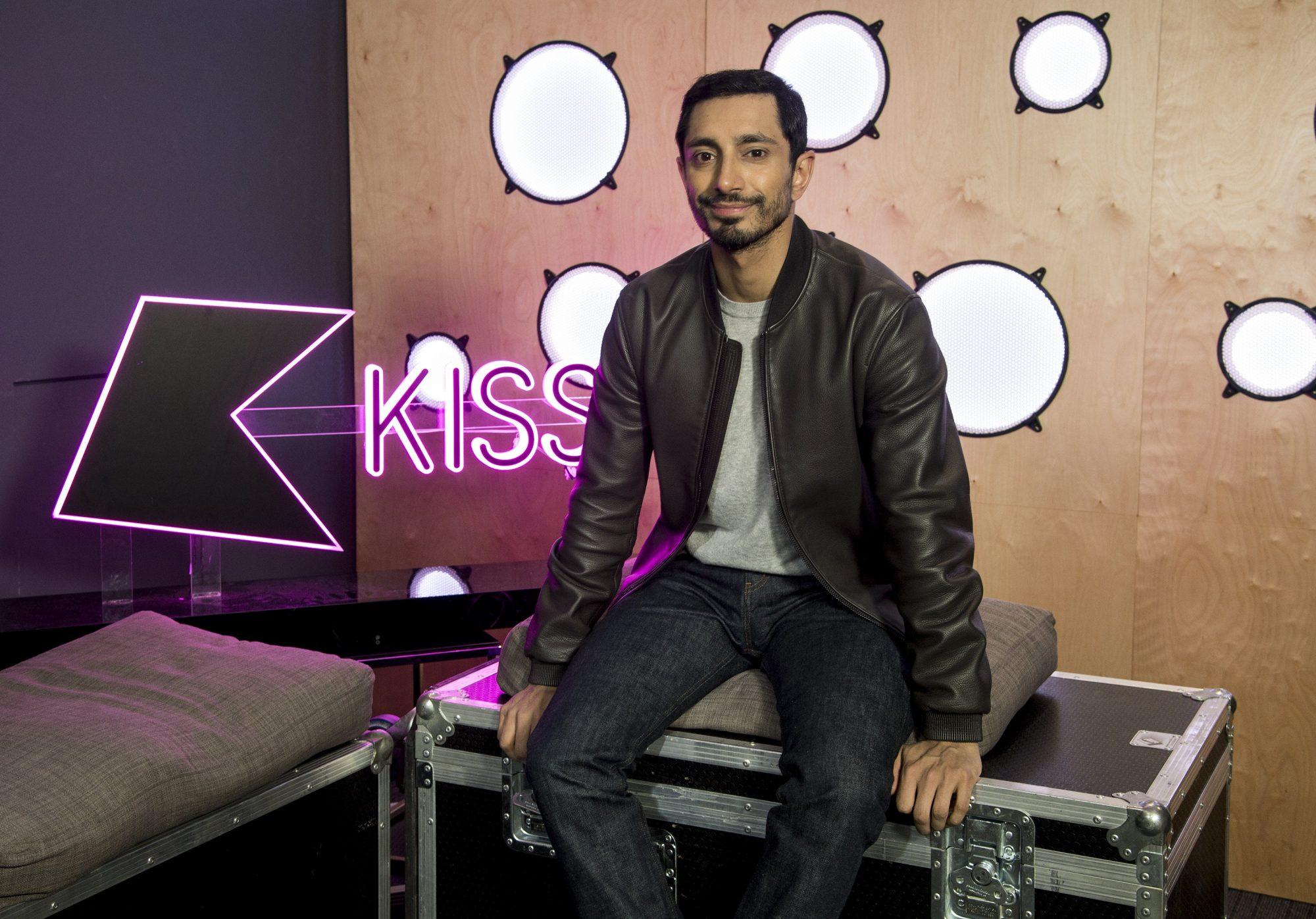 Riz Ahmed Visits Kiss FM