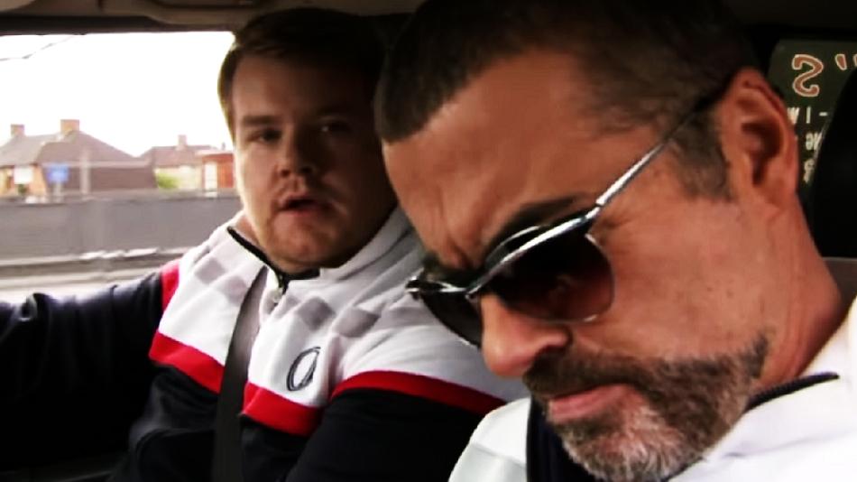 james corden-george-michael-carpool