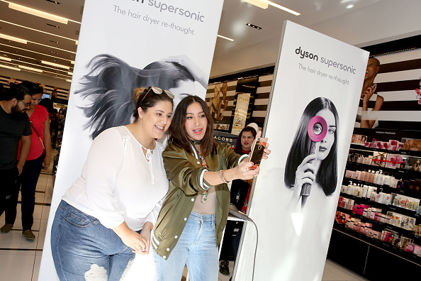 Dyson and Jen Atkin Personal Appearance event at The Grove