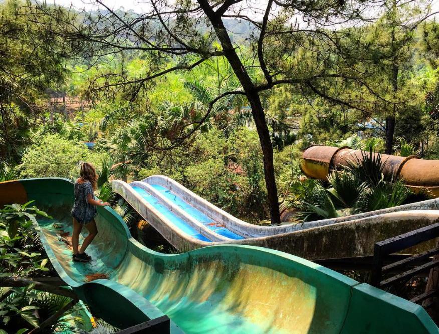 Ho Thuy Tie park vietnam