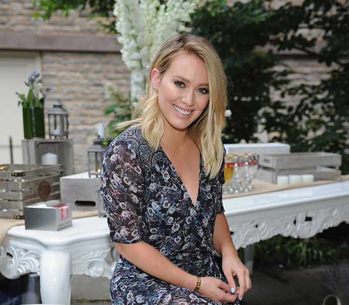"Hilary Duff Joins Stella Artois To Kick-Off The Summer Entertaining Season With The Launch Of The ""Host One To Remember"" Campaign"