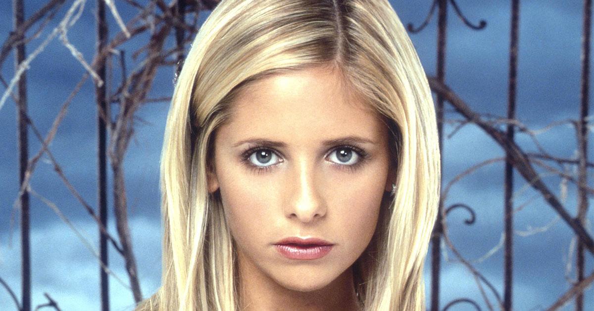 Sarah Michelle Gellar as Buffy