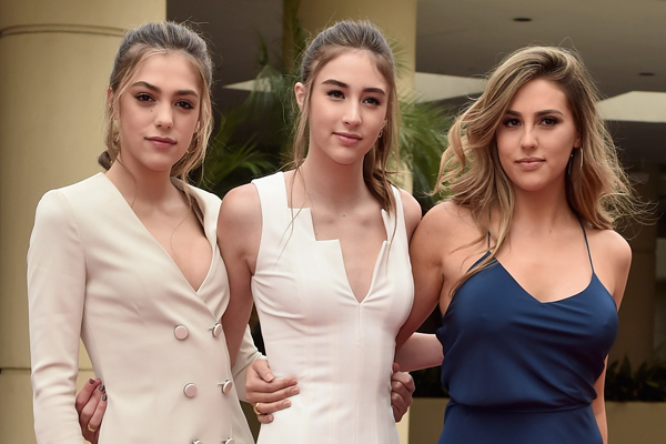 stallone-sisters-golden-globes