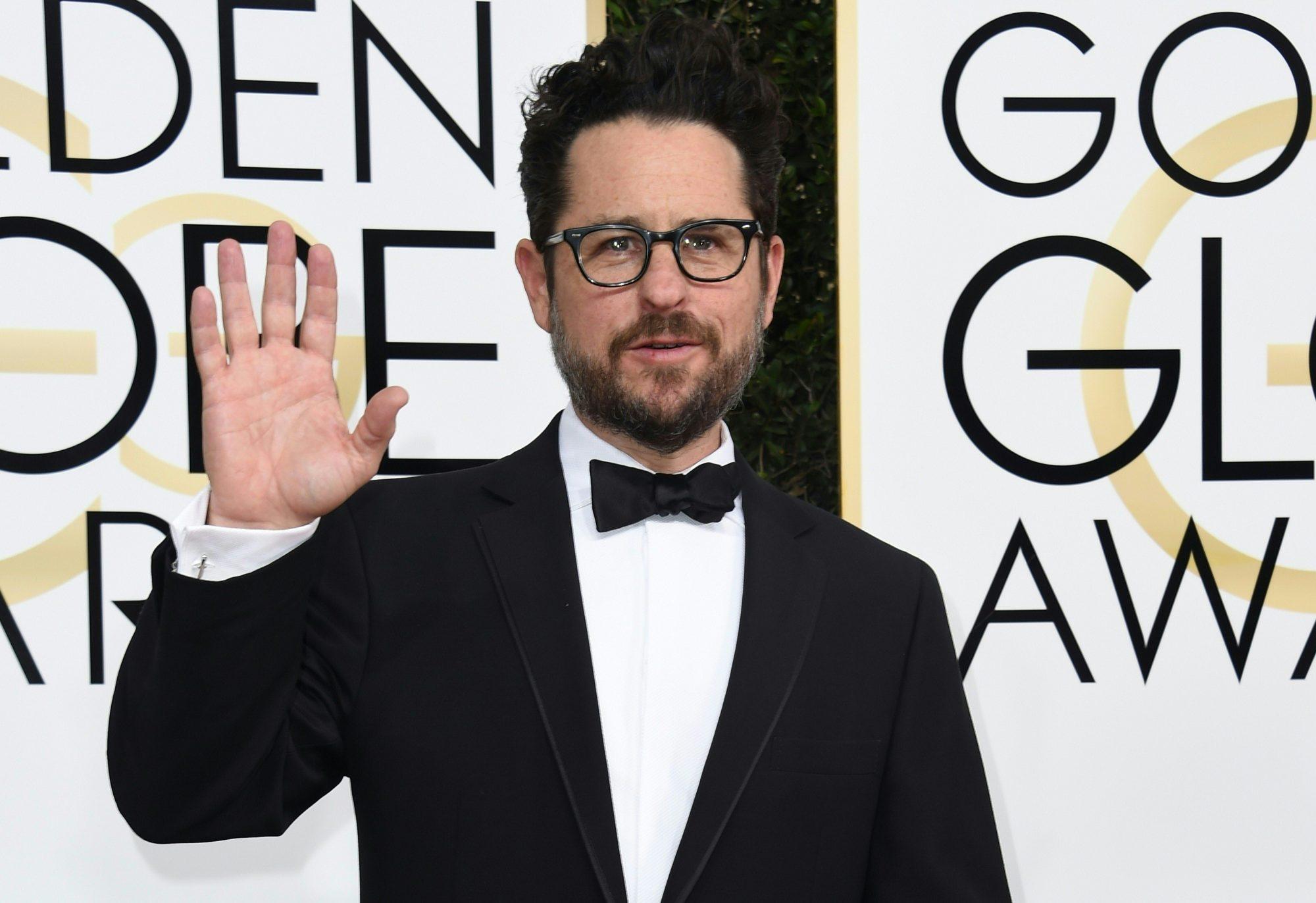 J.J. Abrams Golden Globes