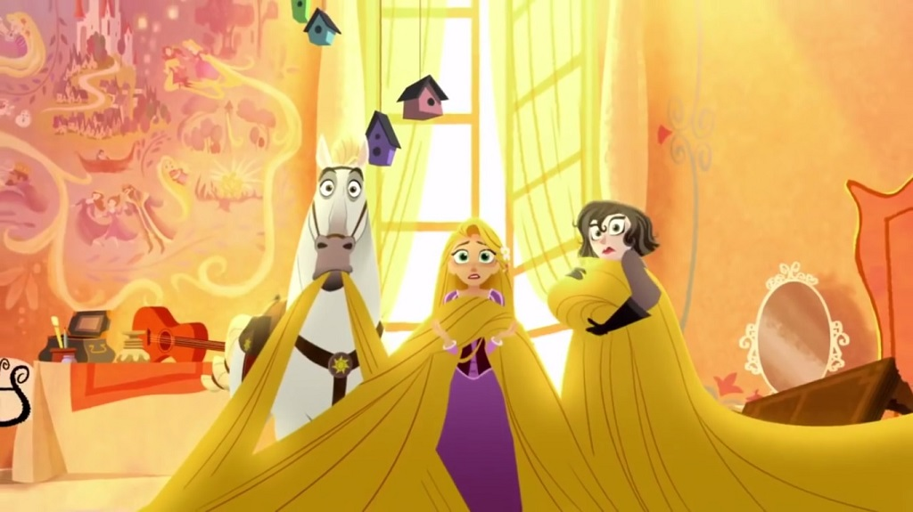 mandy-moore-and-zachary-levi-reunites-for-tangled-the-series-new-trailer-released