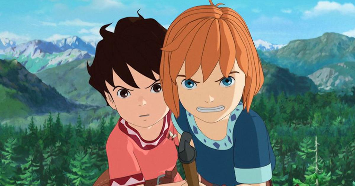 Studio Ghibli Ronja, The Robber's Daughter