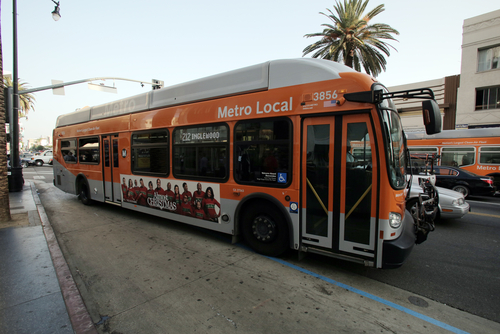 bus los angeles