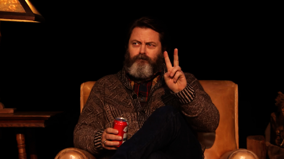 nick-offerman-peace-sign