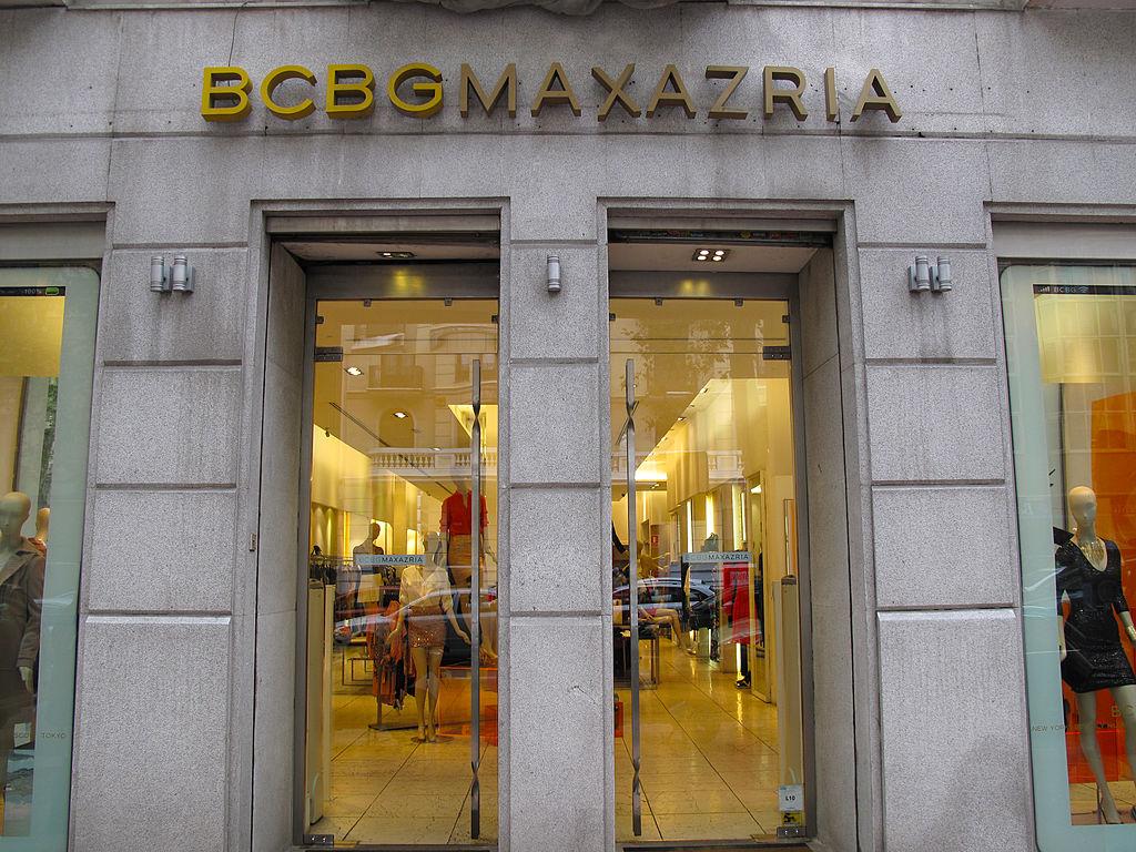 Store BCBG MaxAzria In Madrid