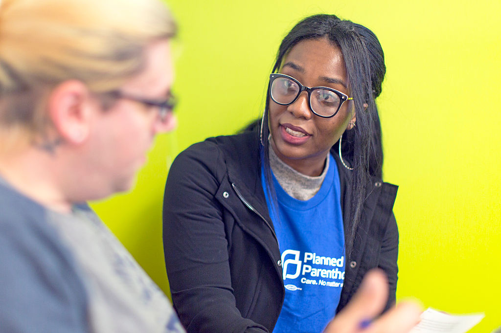 Planned Parenthood, other nonprofits flush with new volunteers after election