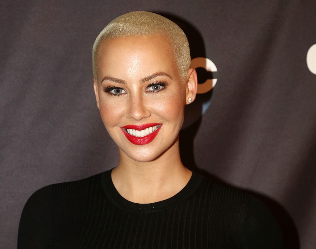 Amber Rose and Dancing With The Stars Cast Visits Planet Hollywood
