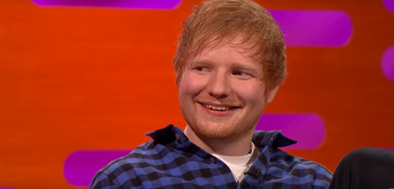 ed-sheeran-graham-norton-scar