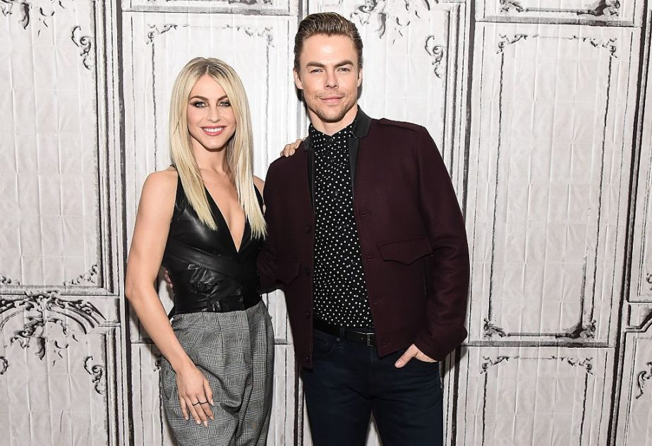 "Build Presents Julianne Hough And Derek Hough Discussing Their ""Move Live"" Performance Tour"