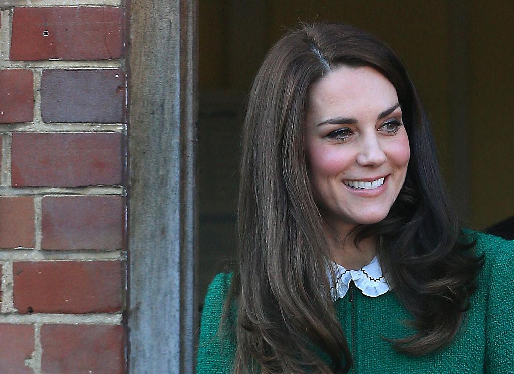 Catherine, Duchess of Cambridge Visits East Anglia's Children's Hospice At Quidenham