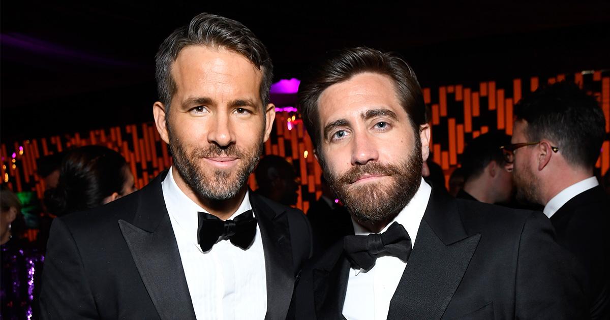 Ryan Reynolds and Jake Gyllenhaal