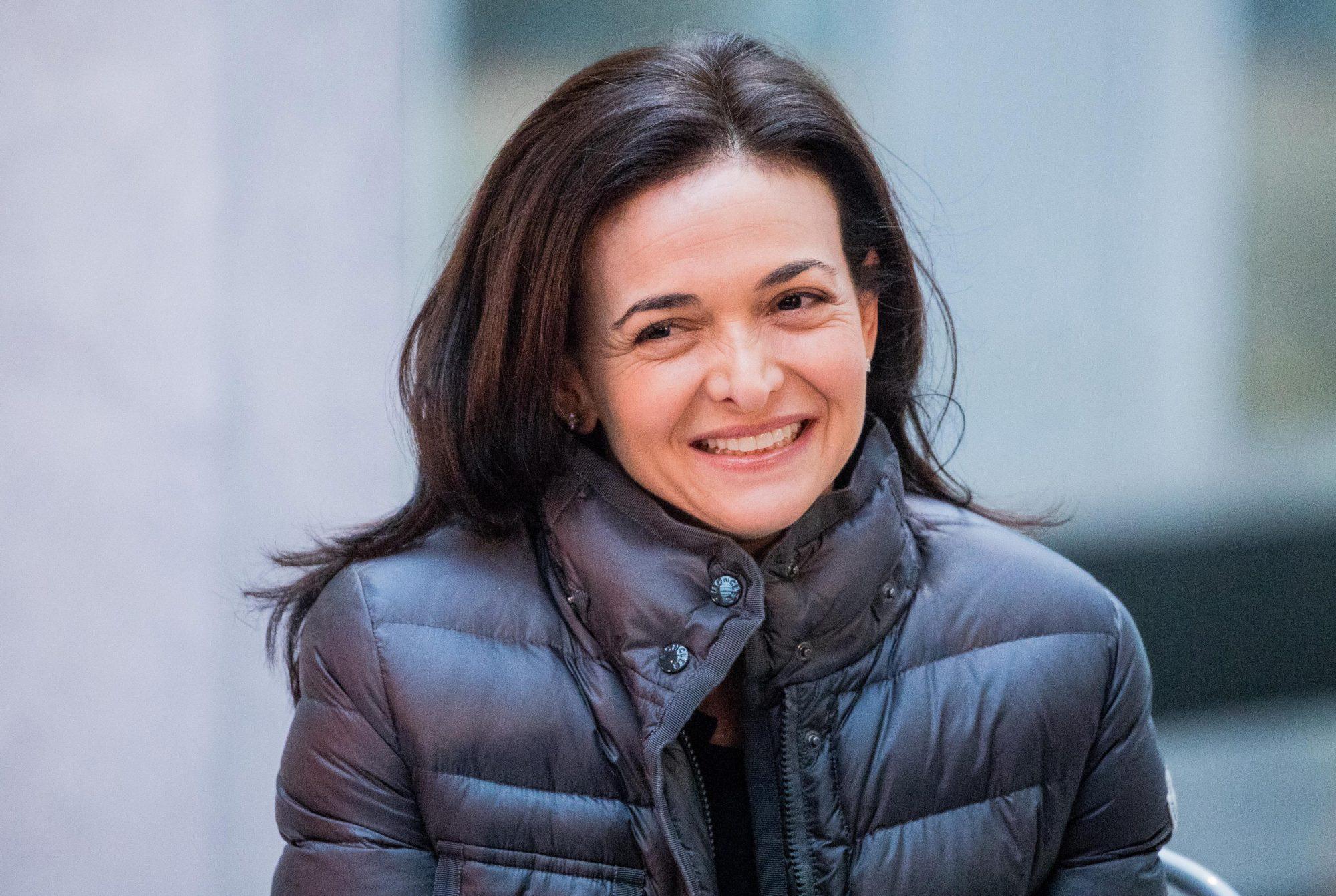Facebook Inc. Chief Operating Officer Sheryl Sandberg Unveils Startup Garage
