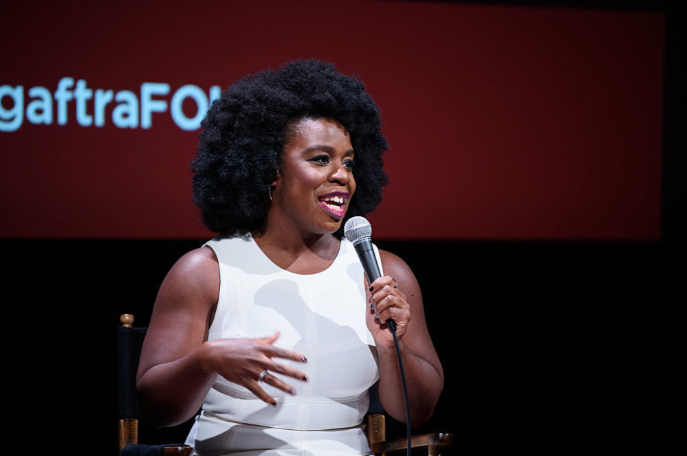 "SAG-AFTRA Foundation Conversations ""Orange Is The New Black"" Screening And Q&A With Uzo Aduba"