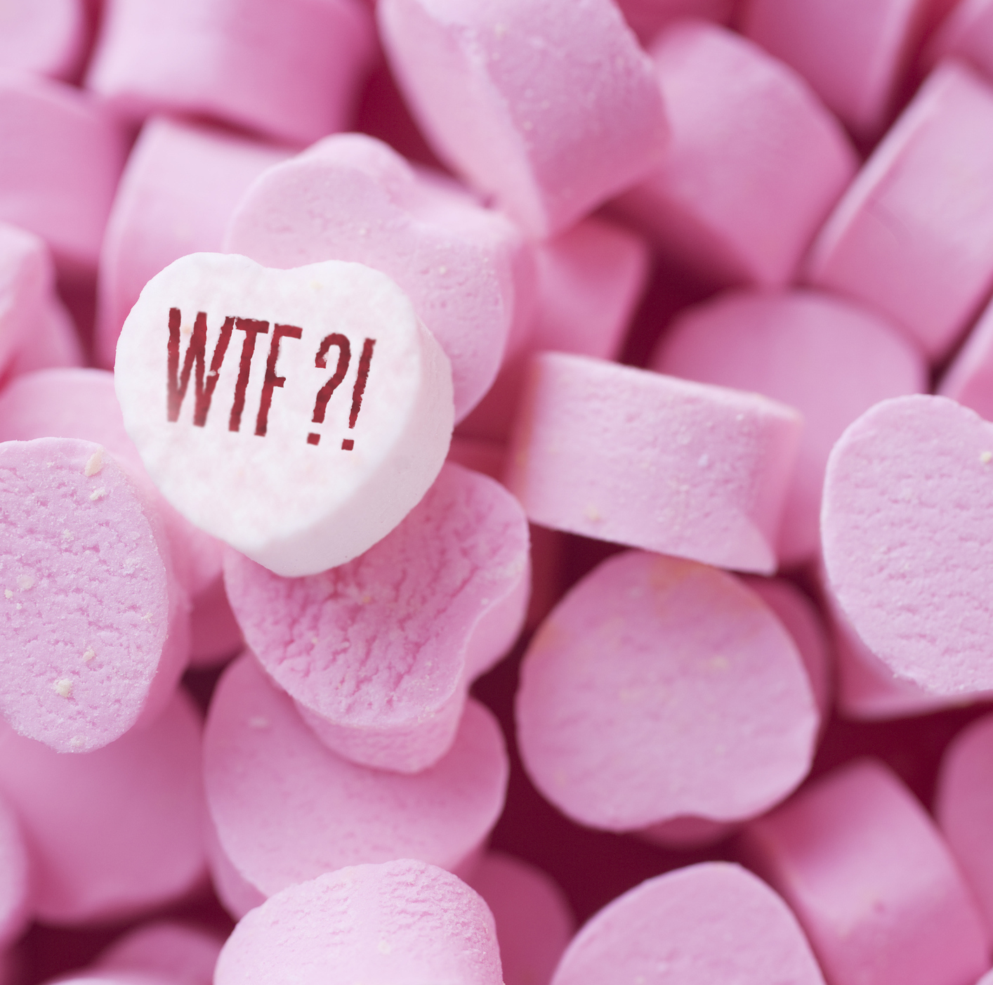 I Hate Valentines Day: WTF
