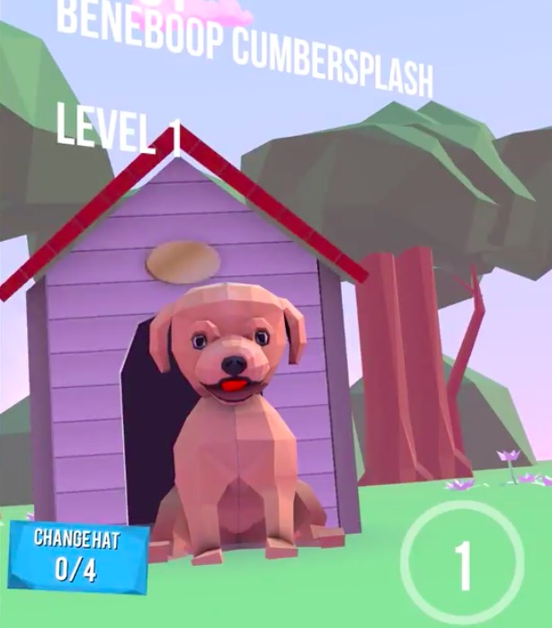 "WeRateDogs ""Good Dogs"" mobile game"
