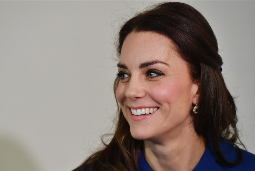Kate Middleton featured