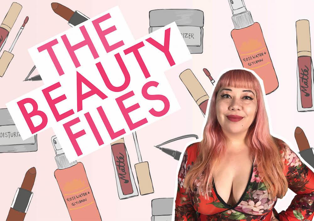 beautyfilesmarieoutline