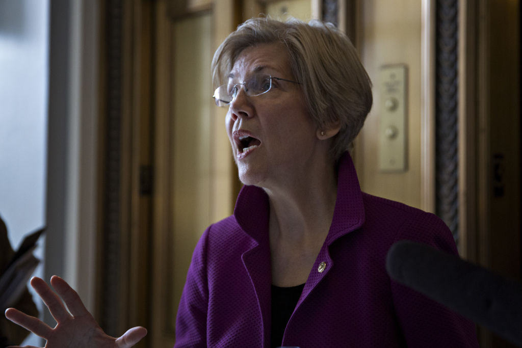 GOP Muzzles Warren in Sessions Debate, Creating Viral Moment