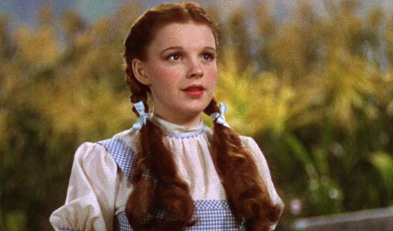 Judy Garland featured
