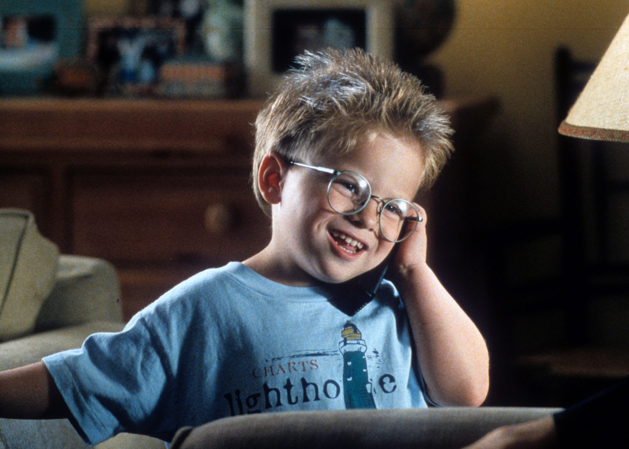 Jonathan Lipnicki In 'Jerry Maguire'