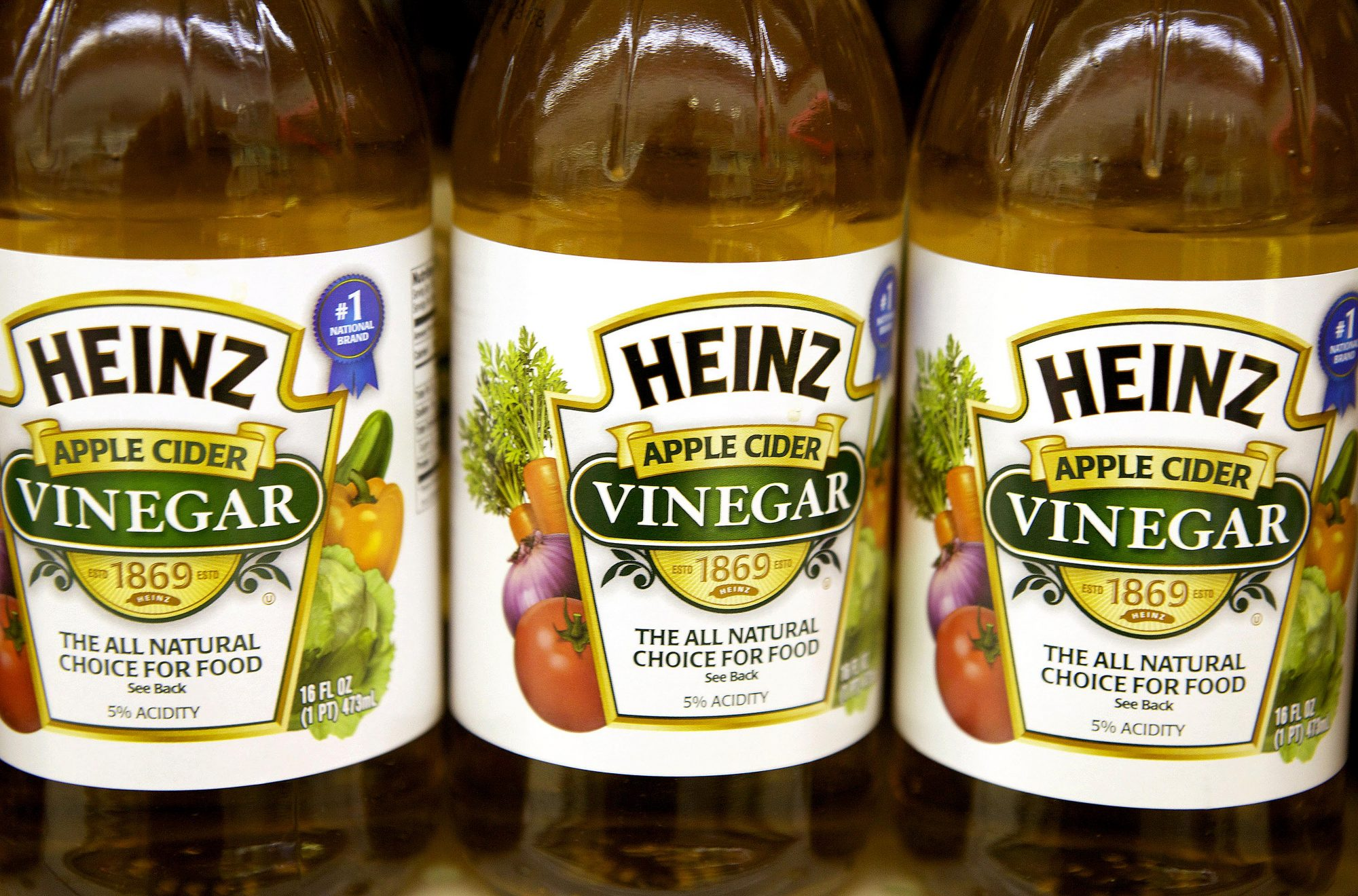 Berkshire Hathaway to Buy H.J. Heinz for About $23 Billion With 3G Capital