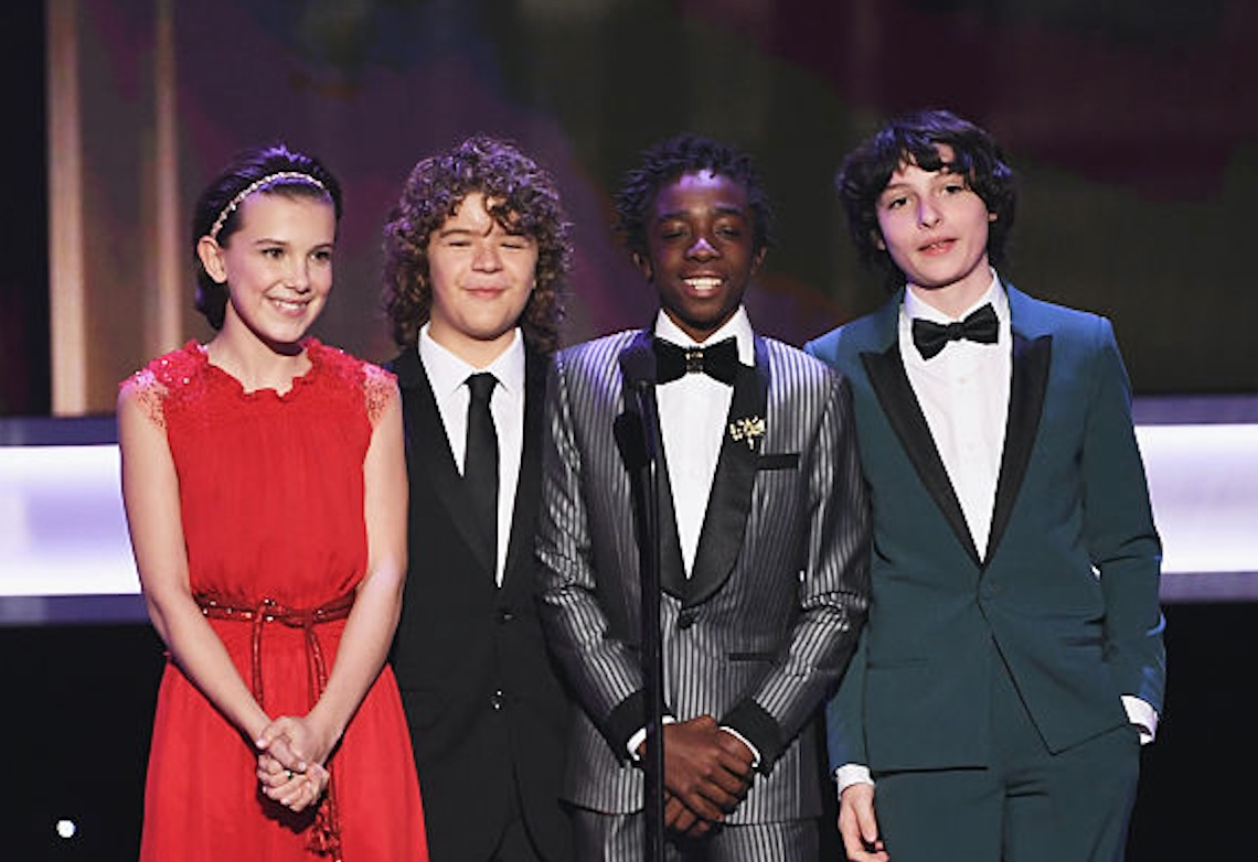 stranger things crew