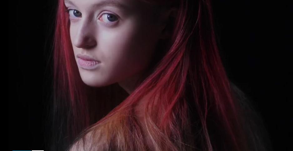 lauren bowker witch hair