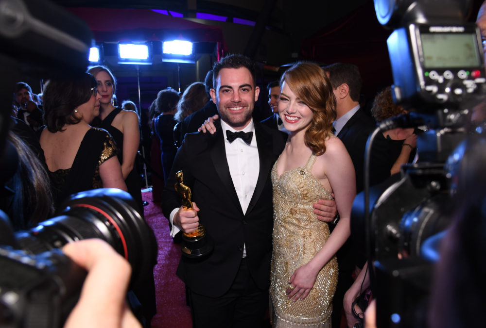 emma stone brother oscars