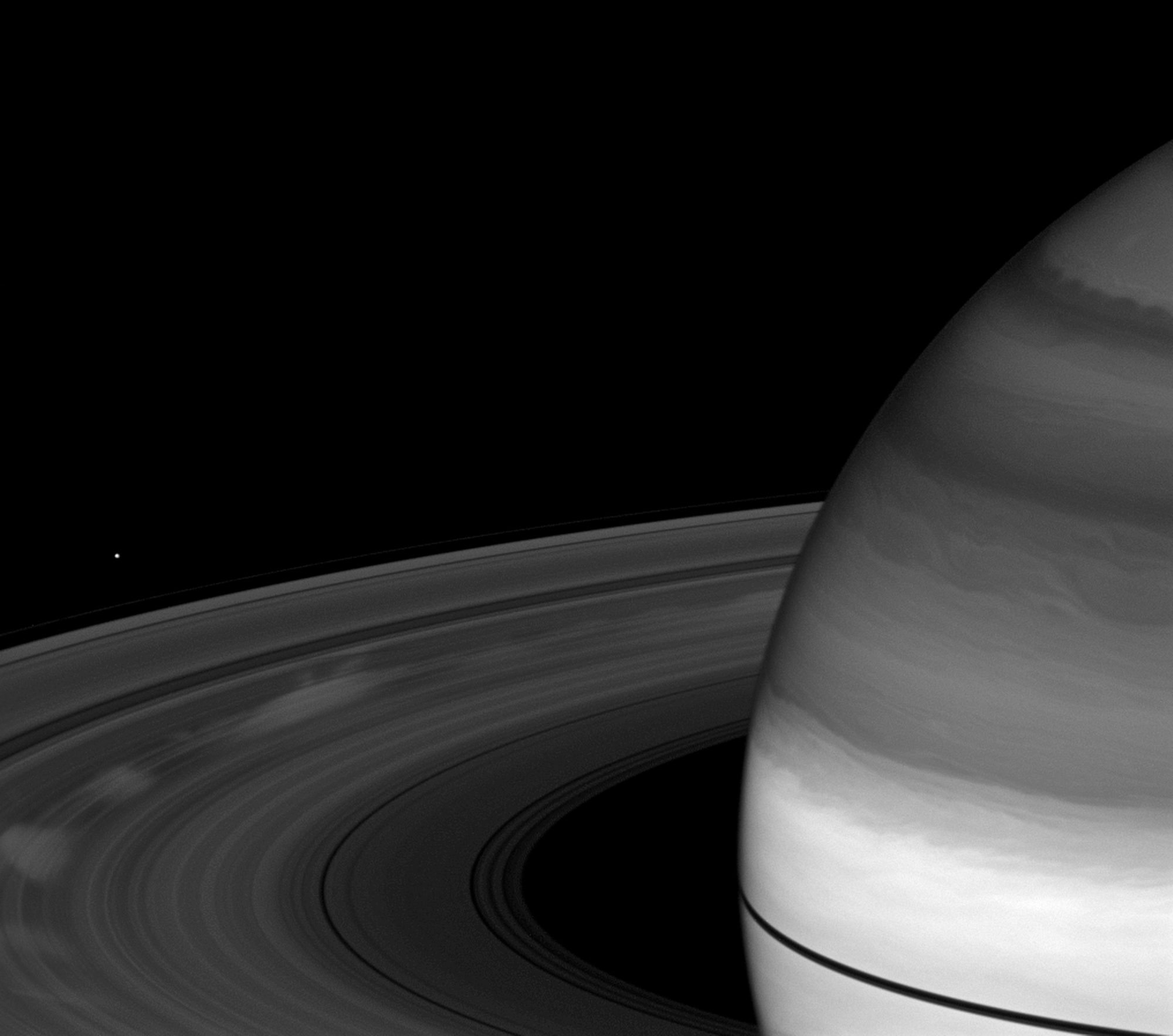Spokes, those ghostly radial markings on Saturn's B ring