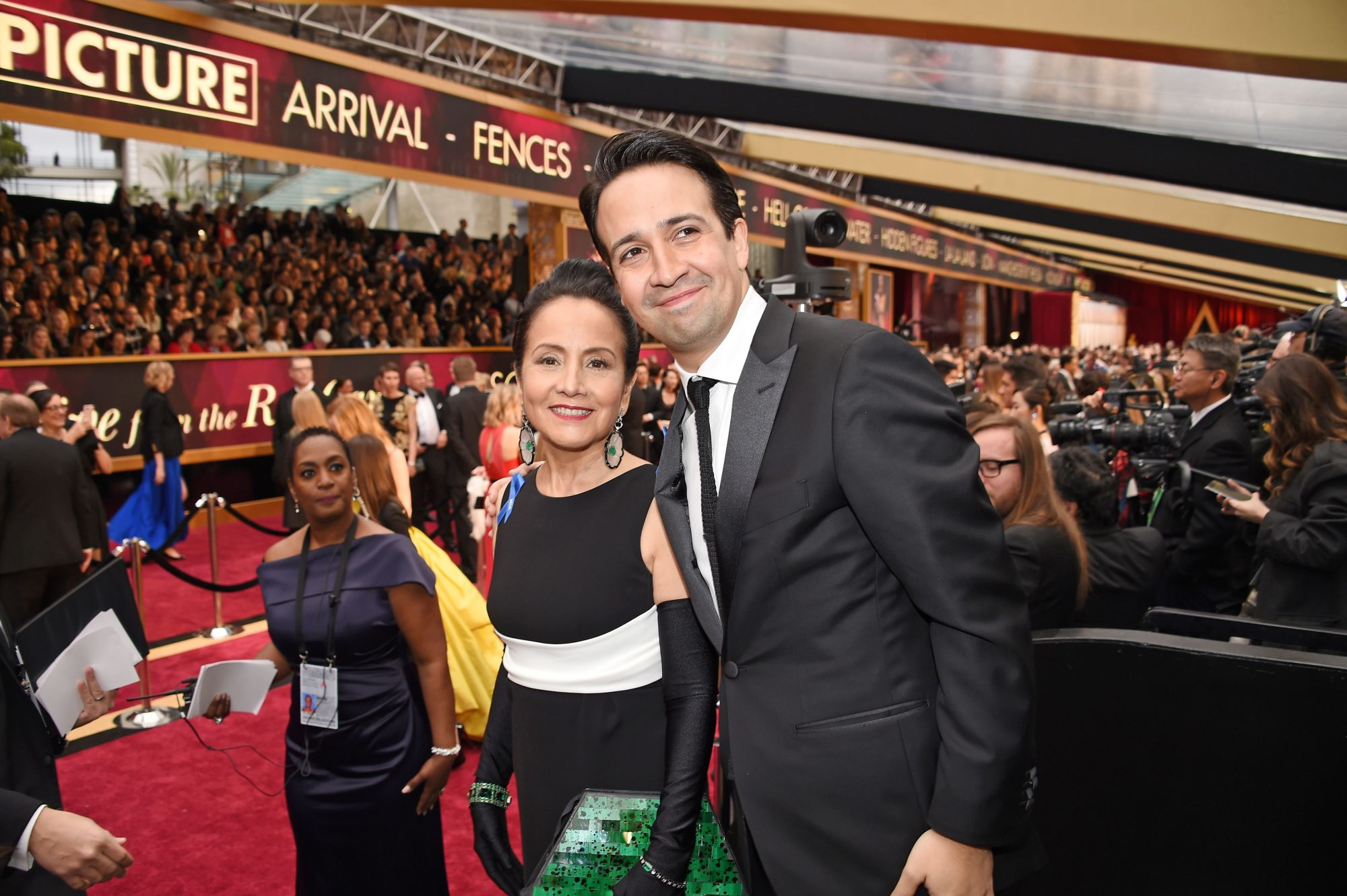 US-ENTERTAINMENT-OSCARS-RED CARPET