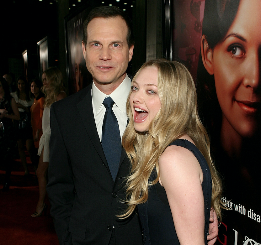 amanda seyfried bill paxton