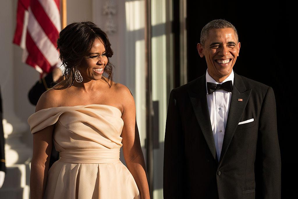 President Obama Hosts Nordic Leaders For State Dinner
