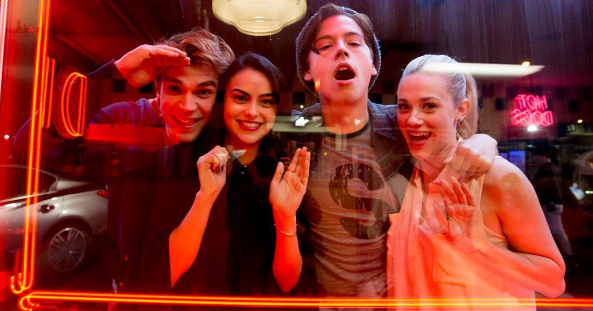 Riverdale: Archie, Betty Veronica, Jughead