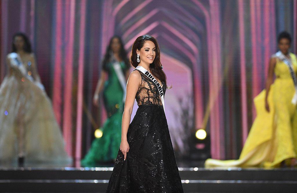 PHILIPPINES-ENTERTAINMENT-MISS UNIVERSE