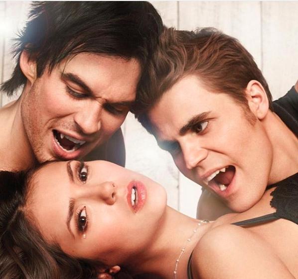 The Vampire Diaries Cast Nina Dobrev Instagram