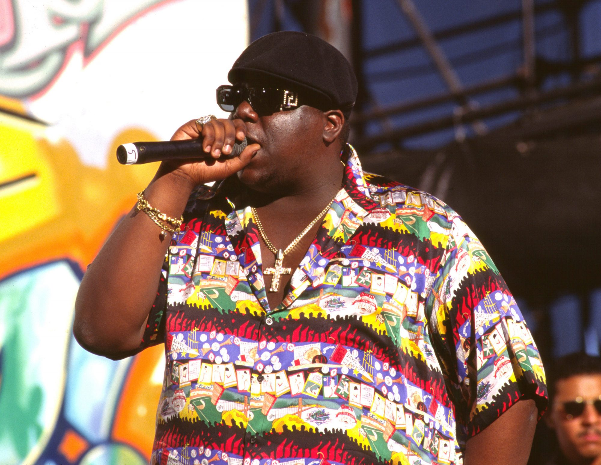 Notorious BIG/Music File Photos 1990's