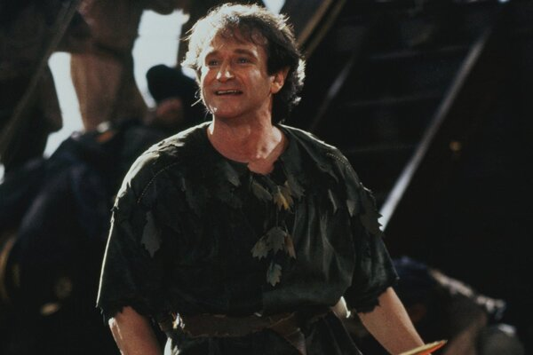 Robin Williams in 'Hook'