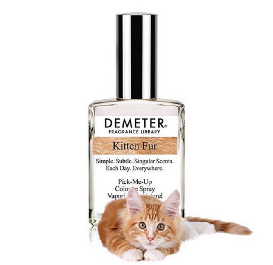 kitten fur perfume demeter