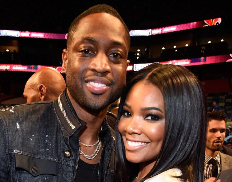 Celebrities Attend NBA All-Star Saturday Night