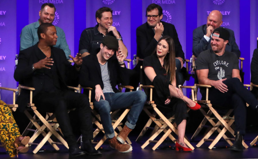The Paley Center For Media's 34th Annual PaleyFest Los Angeles - The CW - Inside