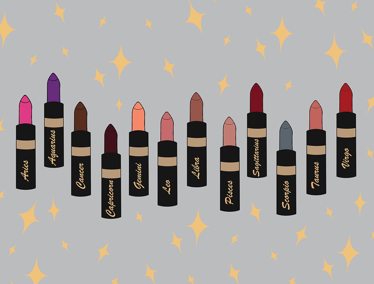 lipstick illo
